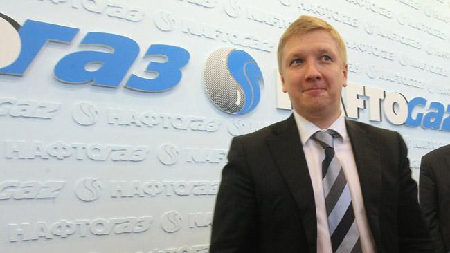 Коболев: «Нафтогаз» и«Газпром» недостигли прогресса поформуле цены нагаз
