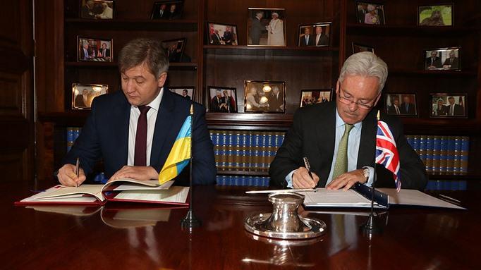 Україна і Британія скасували подвійне оподаткування