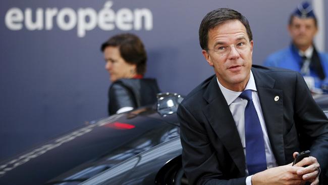 Нидерланды угрожают срывом ассоциации Украины с EC