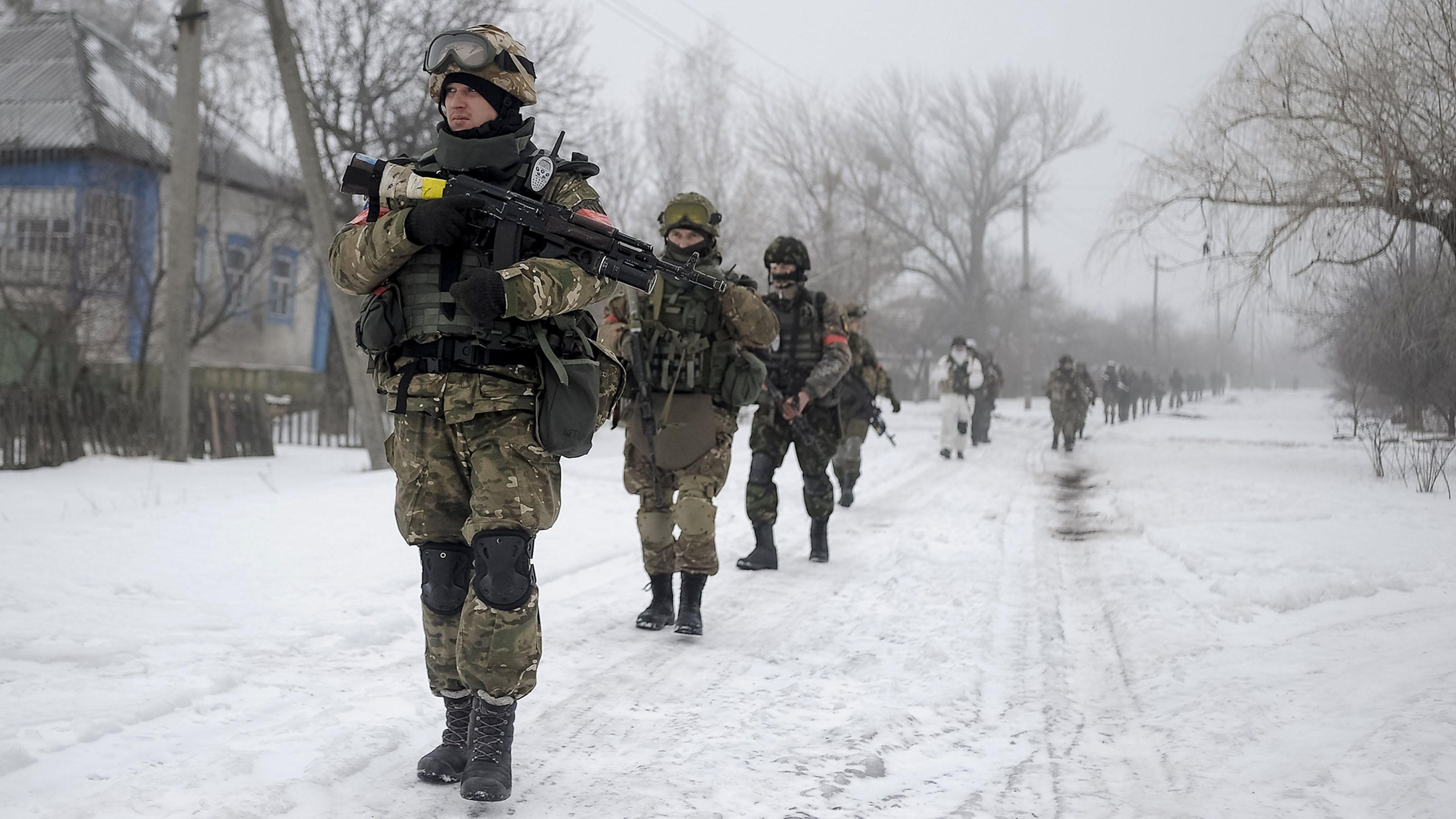 Сьогодні сепаратисти здійснили 14 збройних провокацій проти військових— Штаб АТО