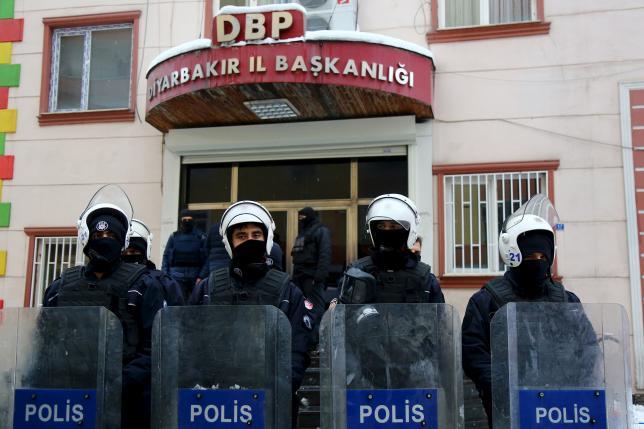 Туреччина знищила 18 курдських бойовиків— ЗМІ