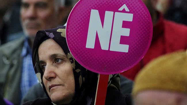 ООН представила доклад о«чудовищных» нарушениях прав человека наюго-востоке Турции