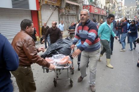 Взрывы вЕгипте: руководитель страны ввел режимЧС натри месяца