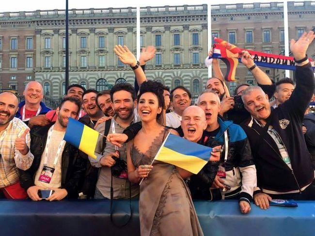 Джамала – в тройке лидеров! 12 мая наша певица выступит во втором полуфинале Евровидения под №15