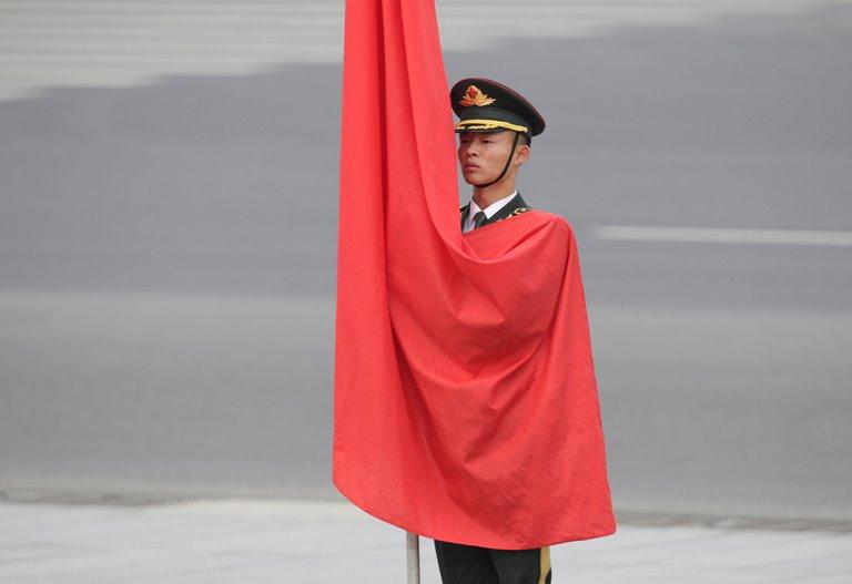 Китайская республика удачно проверила ракету обновленного типа