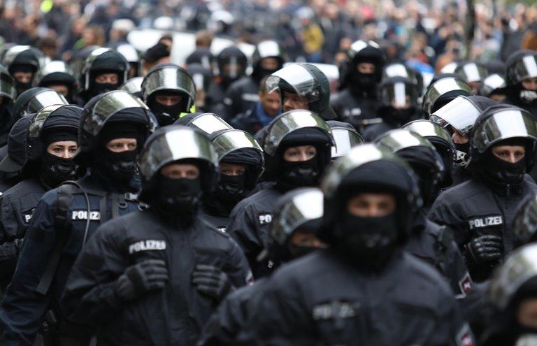 ВГермании проходят антитеррористические операции вчетырёх федеральных землях