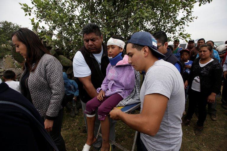 УМексиці через вибух складу феєрверків загинули 14 людей