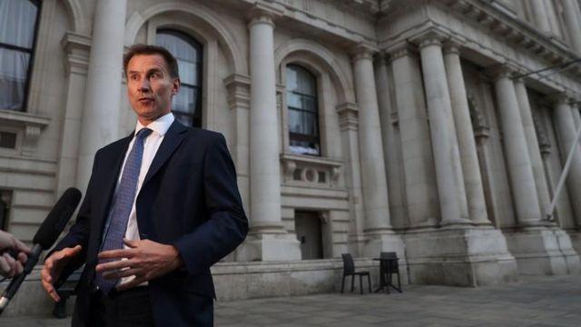 В Великобритании экс-министр здравоохранения Хант заменил Джонсона на посту главы МИД