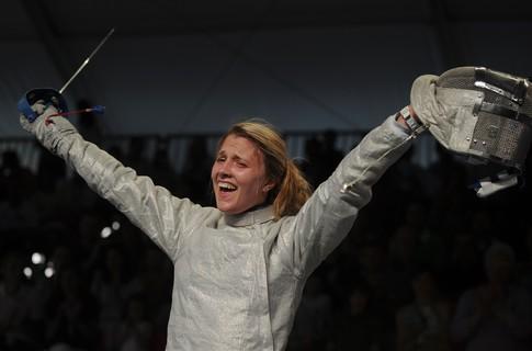 Ольга Харлан впервые выиграла личный чемпионат мира