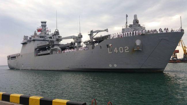 ВОдессу прибыли бронированные артиллерийские баркаса для украинского флота