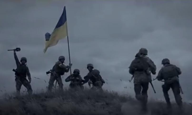 Впечатляющий ролик обукраинских защитниках взоне АТО