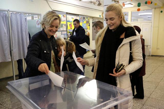 ВЛитве напарламентских выборах явка составила 50%