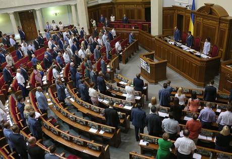 Рада розгляне закони для лібералізації візового режиму з ЄС