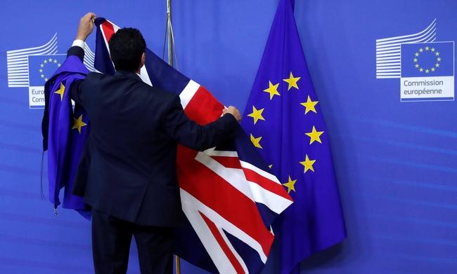 УБританії повідомили точну дату і час виходу з Євросоюзу