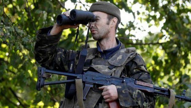 Штаб АТО: НаДонбасі задобу бойовики 33 рази порушили перемир'я