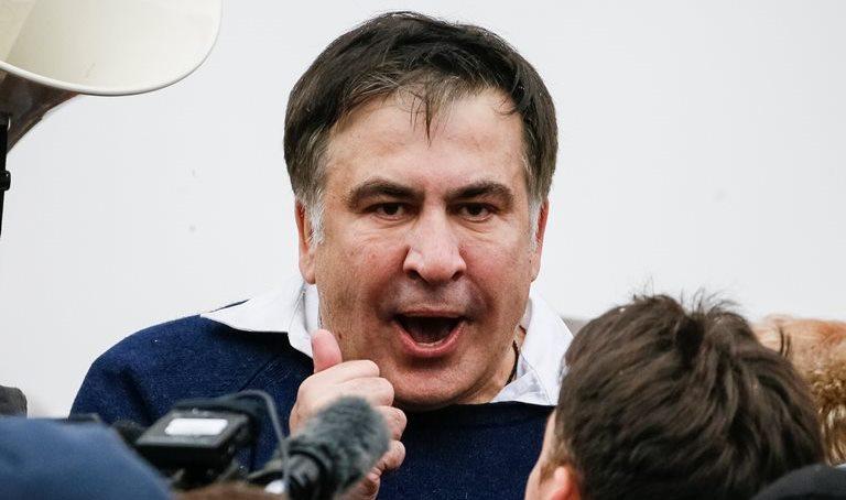 Сторонники Саакашвили начнут проводить акции протеста повсей Украине