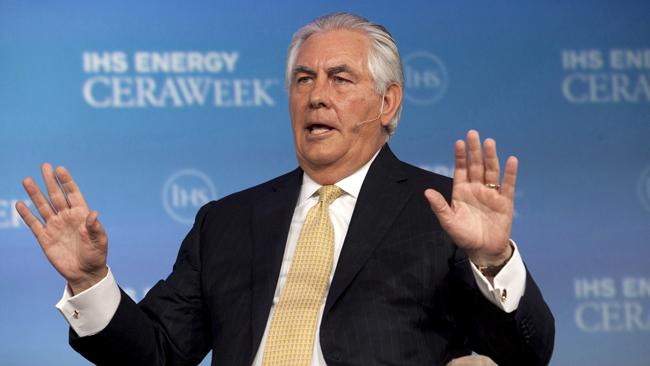 Тиллерсон обвинилРФ вигнорировании интересов США
