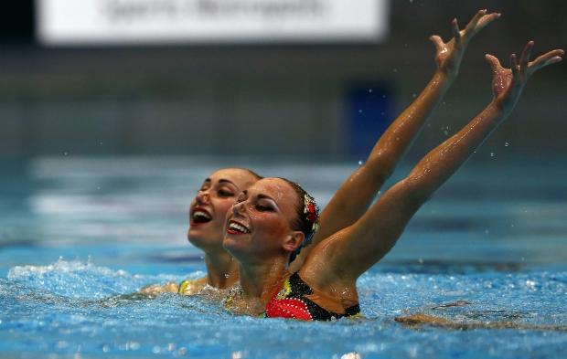 Чемпионат Европы в Лондоне: первые награды Украины