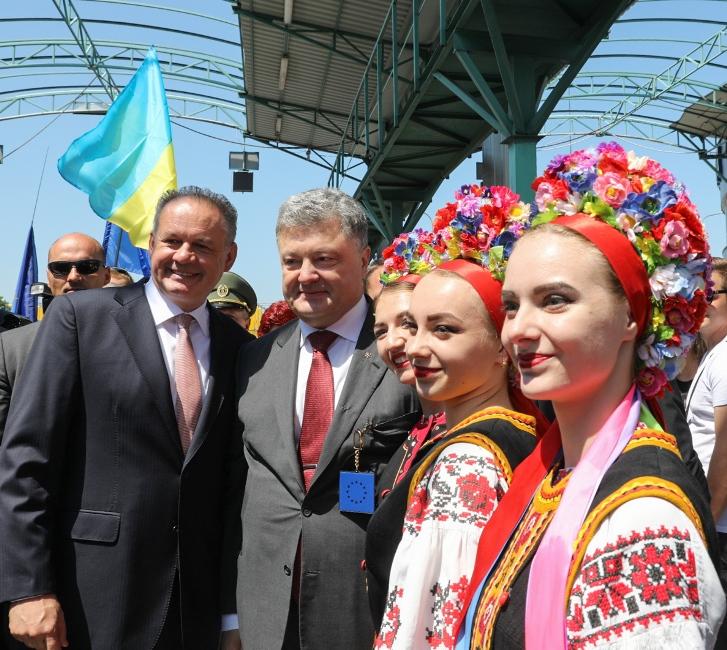 Кіска: Словаччина підтримуватиме Україну нашляху до ЄС