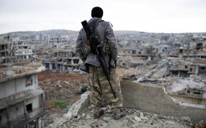 Наюге Сирии захвачены американские противотанковые комплексы TOW