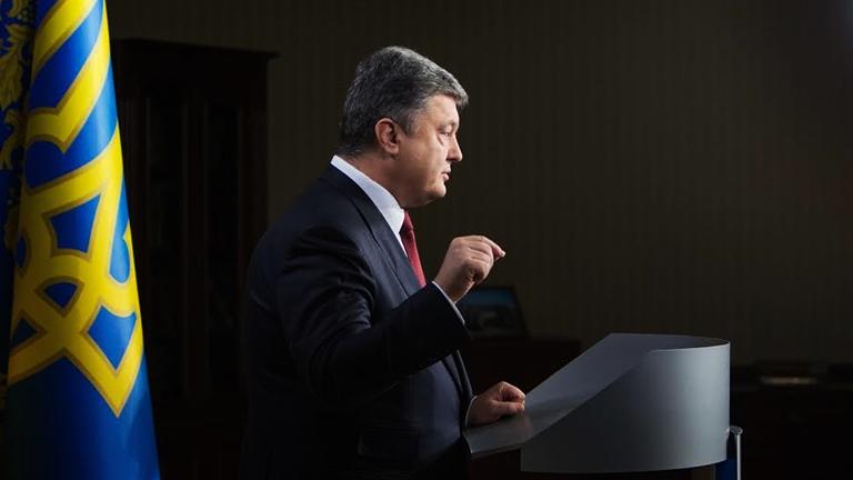 Порошенко анонсирует «глубокую очистку» судебной системы Украины сначала осени