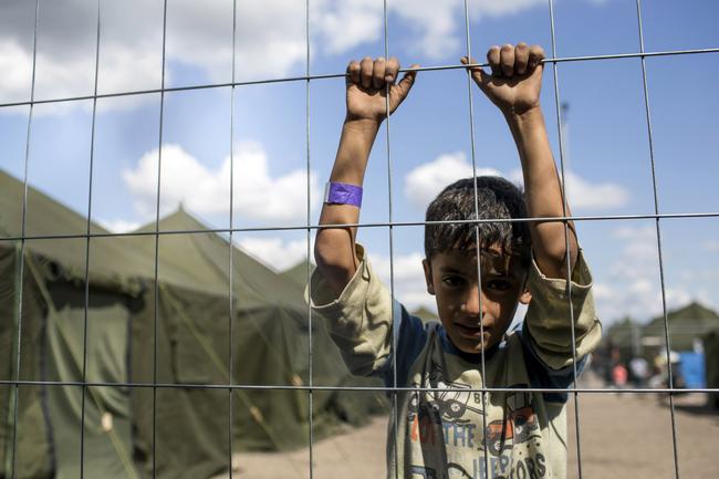 Поток незаконных мигрантов вФРГ снизился втрое
