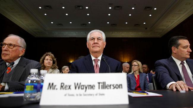 Будущий госсекретарь США: Российская Федерация должна ответить засвои действия