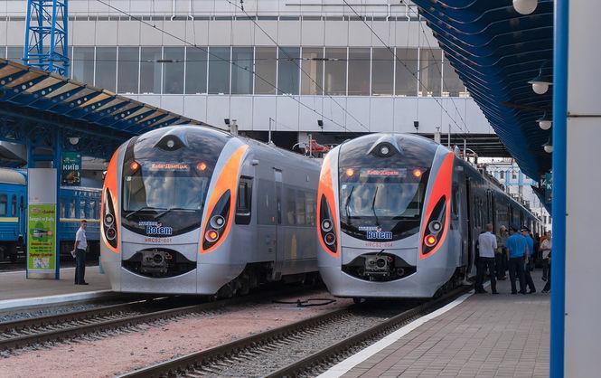 «Укрзализныця» желает запустить вПольшу очередной высокоскоростной поезд