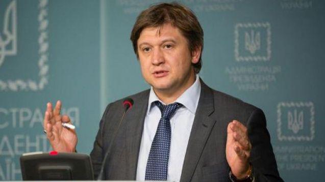 Данилюк: министр финансов проверит выплаты НДС за2016 год