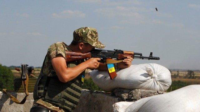 Турчинов попросил ВСУ «непропустить границу» при наступлении вДонбассе