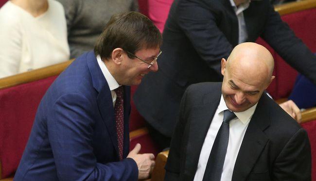 Благодаря ГПУ, Кононенко опять стал заместителем руководителя фракции БПП