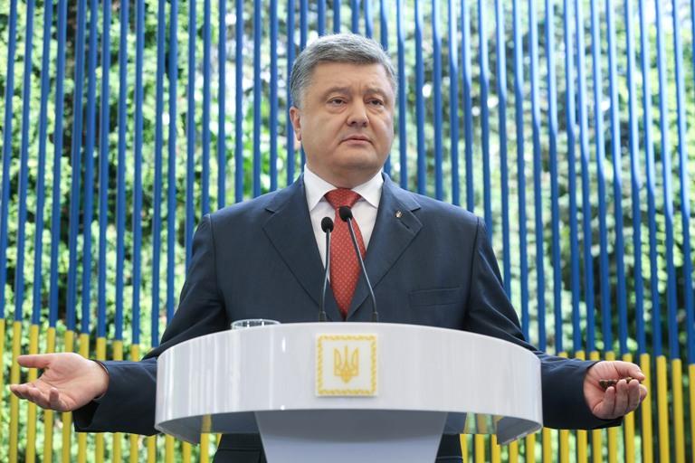 Послучаю «безвиза» Порошенко проведет пресс-конференцию