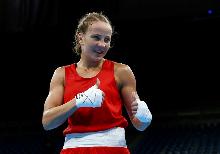 Татьяна Коб прервала серию олимпийских неудач Украинского государства вбоксе