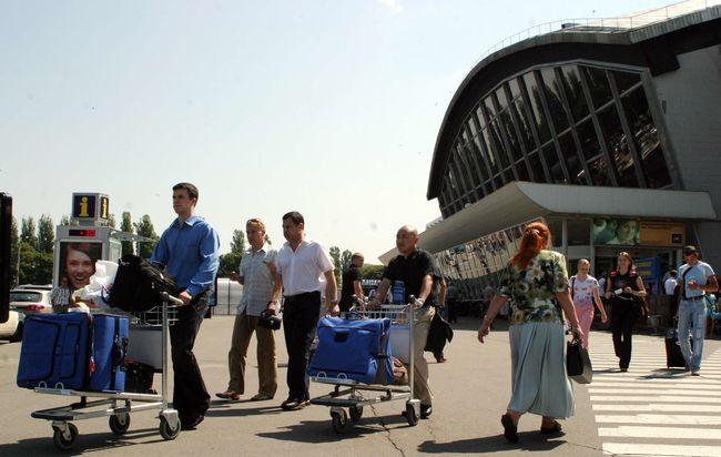 Террориста, которого разыскивал Интерпол, задержали ваэропорту «Борисполь»