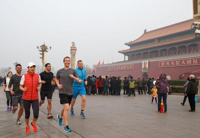 Facebook тайно запустила свое новое приложение в Китае