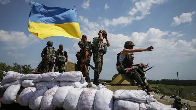 Штаб АТО: Украинский военный умер отпули снайпера врайоне Марьинки