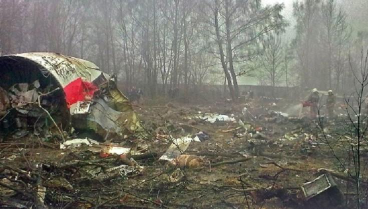 Авиакатасрофа под Смоленском: появились новые детали