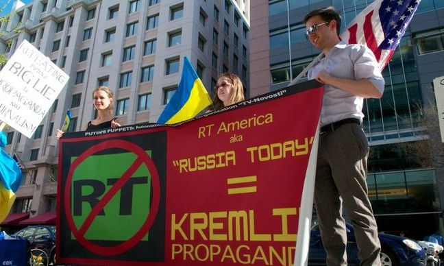 ВЕС запустили сайт для противодействия русским  фейковым новостям