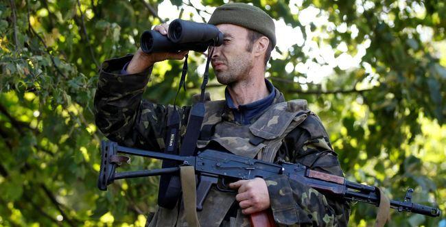 Боевики применили вооружение БМП около Зайцевого— Штаб АТО