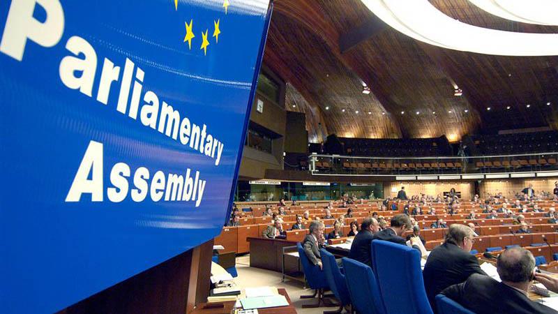 Резолюция ПАСЕ: Вместо «кризиса вУкраине»— «российская агрессия»
