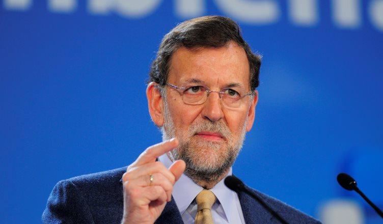 Премьер Испании впервый раз  после начала кризиса посетил Барселону