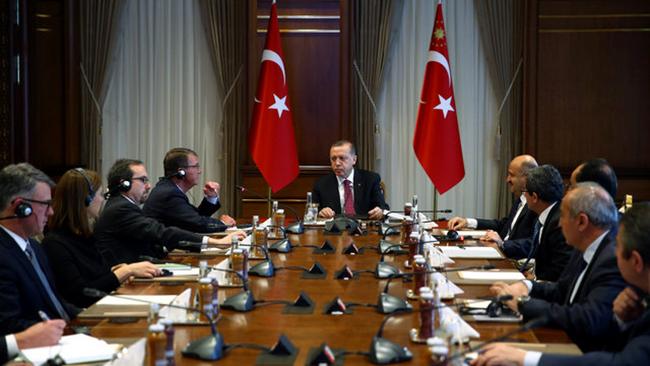 ВТурции парламент проголосовал заусиление власти Эрдогана