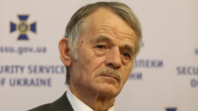 Джемилев сказал оразговоре сПутиным перед оккупацией Крыма