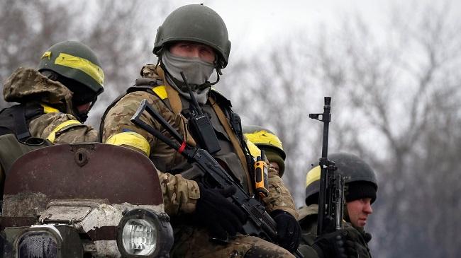 Взоне АТО зафиксировано 14 обстрелов