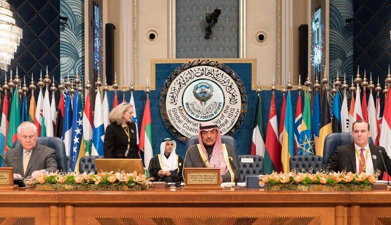Тіллерсон: Припинення великих боїв неозначає цілковитої поразки ІДІЛ
