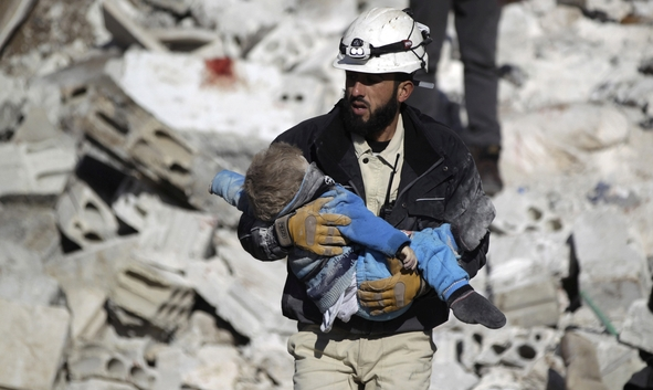 ООН: в2014 году вСирии погибло рекордное число детей