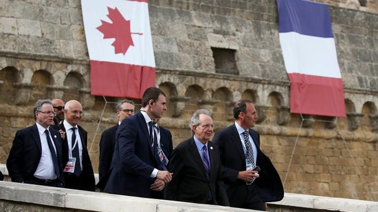 Государства G7 объединили усилия для борьбы скибератаками