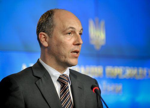 А.Парубий рассчитывает, что парламентские фракции договорятся относительно назначения членов ЦИК