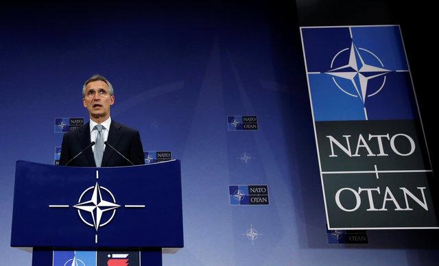 Столтенберг объявил оботсутствии сближения РФ иНАТО повопросу Украины