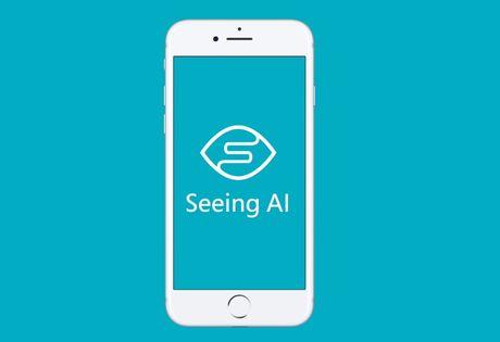 Приложение Microsoft SeeingAI для слепых описывает окружение вслух